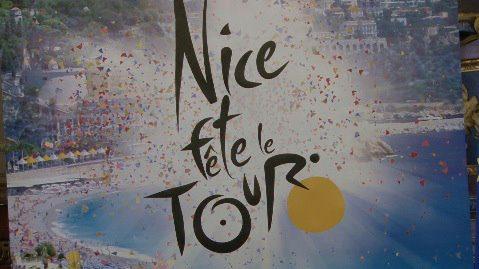 """La promenade des Anglais est notamment au programme de """"Nice fête le Tour"""" - Photo nice.fr"""