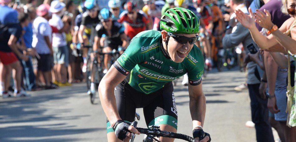 Déjà plusieurs fois à l'attaque en ce début de Tour, Cyril Gautier n'a pour l'instant pas été récompensé - Photo ASO