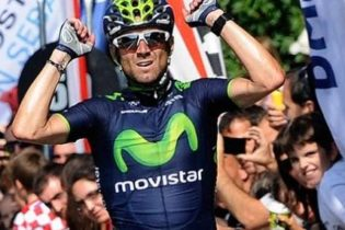 Alejandro Valverde est pardonné