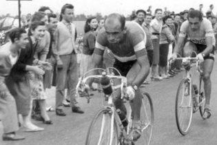 Giro 1955 : Magni, Coppi et 13 secondes