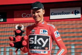 Froome, alerte rouge ?